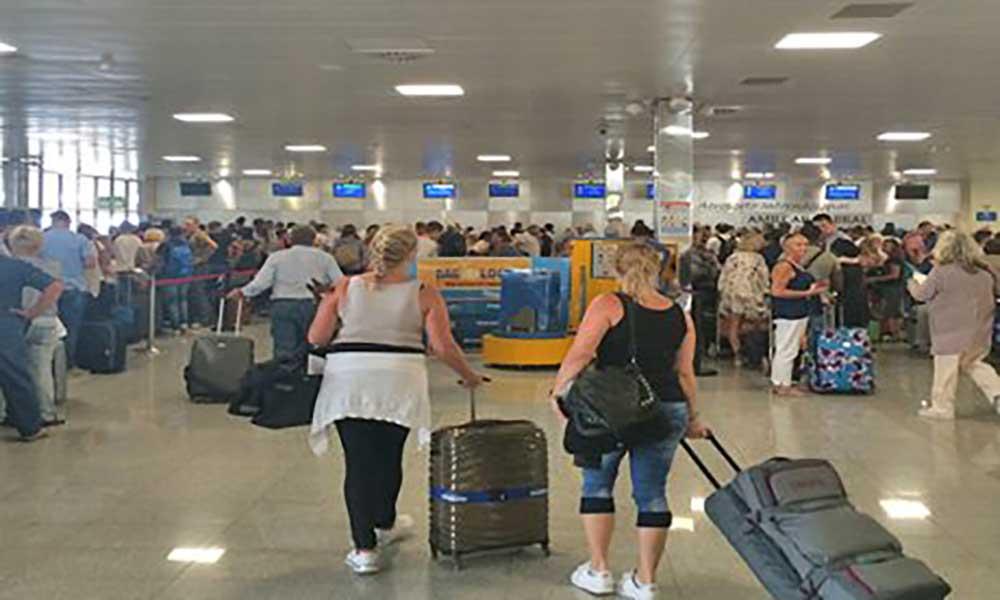 Trafego aéreo internacional nos aeroportos de Cabo Verde é dominado pelo Grupo TUI