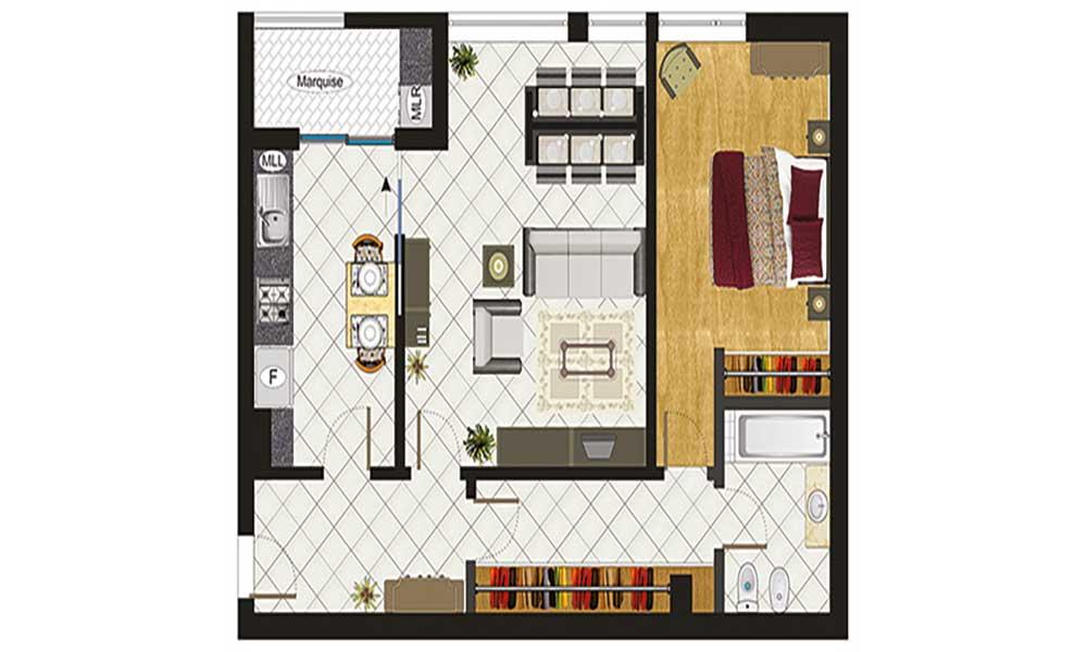 Alunos de arquitectura e Design do Mindelo desafiados a projectar habitação T1