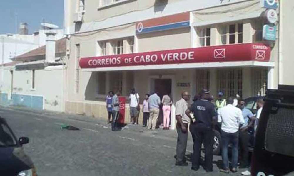 Cidade da Praia: Assaltado Novo Banco em plena luz do dia (actualizada)