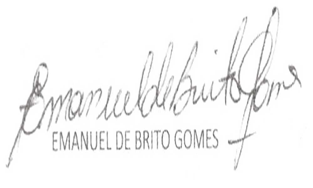 Assinatura-> carrimbo->SOCIEX