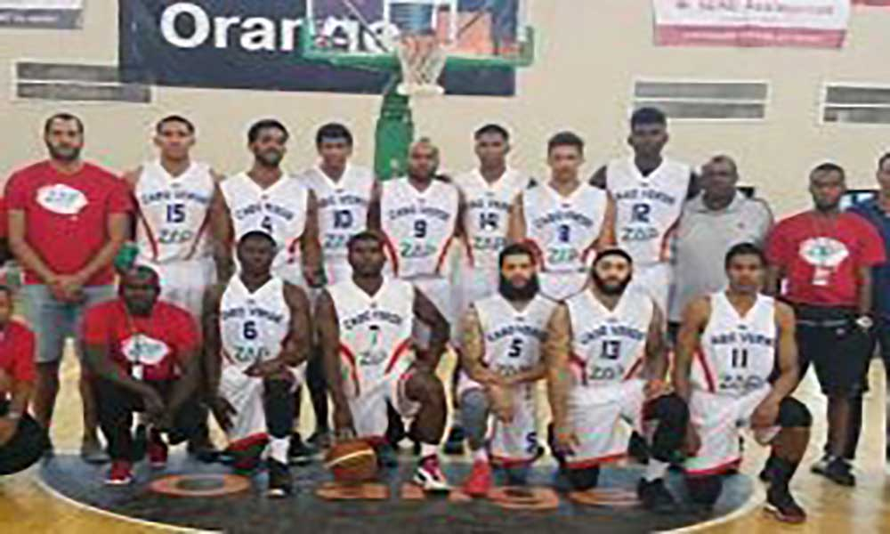 Cabo Verde perde com Guiné-Conacri e fica fora do Afrobasket'2017