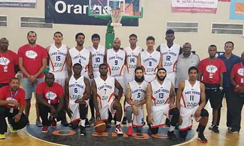 Cabo Verde defronta Mali na segunda fase de qualificação para Afrobasket 2017