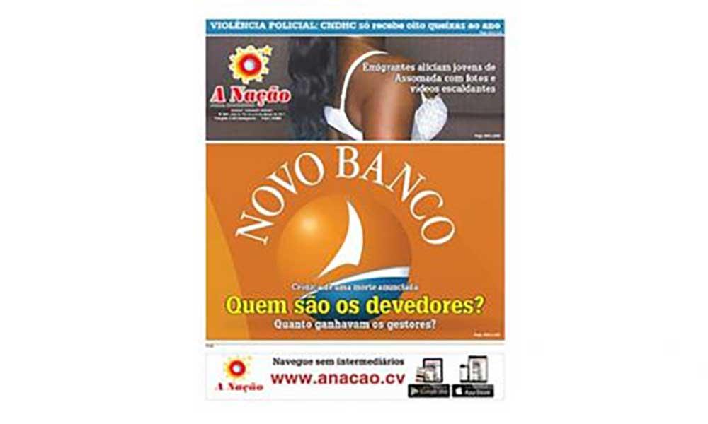 Destaques da edição 498 do Jornal A NAÇÃO