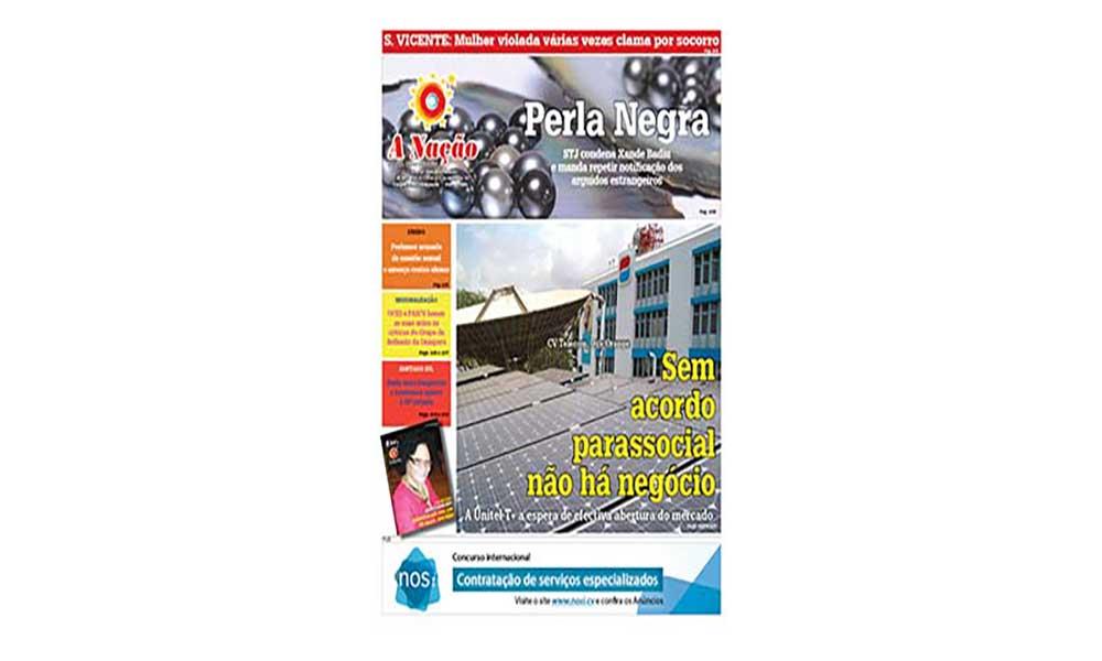 Destaques da edição 497 do Jornal A NAÇÃO