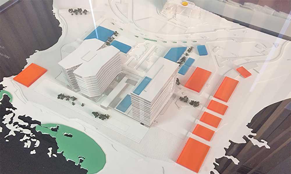 """Praia vai ganhar mais um """"Business Hotel"""" de 200 quartos"""