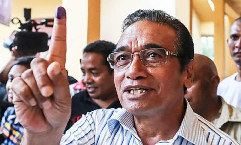 """Timor-Leste: """"Lu-Olo"""" eleito PR logo à primeira volta"""