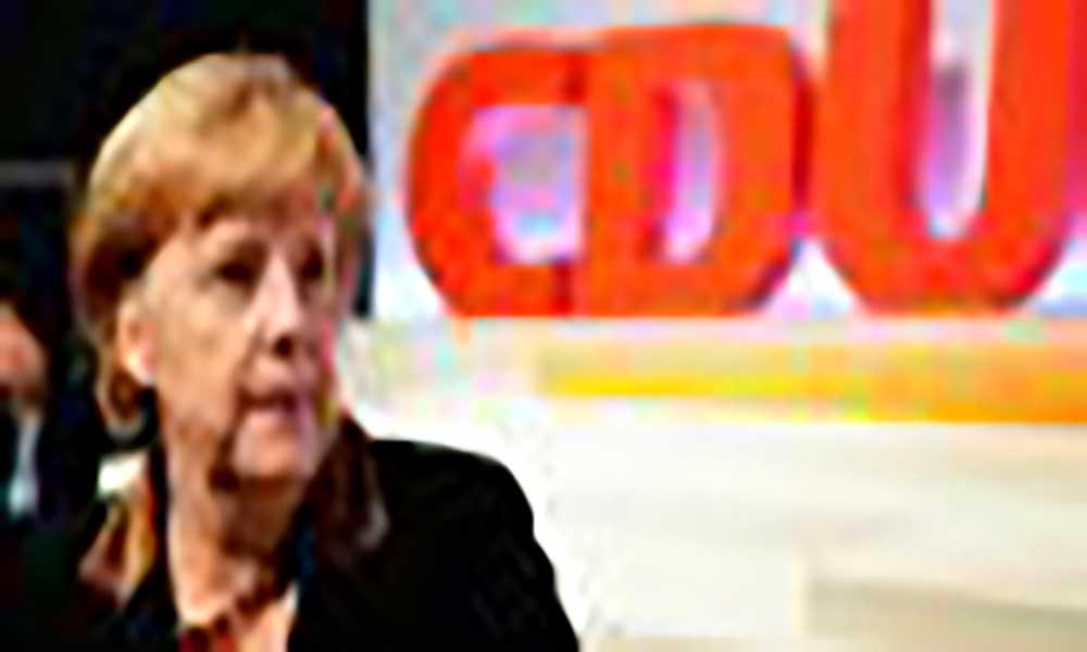 Alemanha: Merkel vence sem maioria absoluta