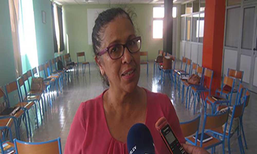 """Maritza Rosabal de bola baixa: """"Vamos abrir um inquérito para apurar responsabilidades"""""""