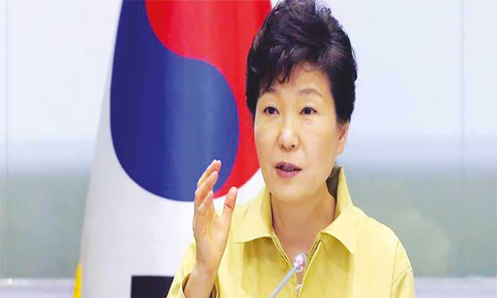 Coreia do Sul: Ex-Presidente sob acusação formal de corrupção