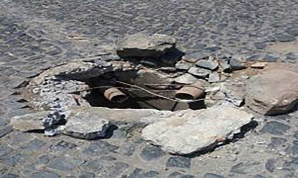 Praia: Esgoto aberto em Terra Branca constitui perigo à população e veículos