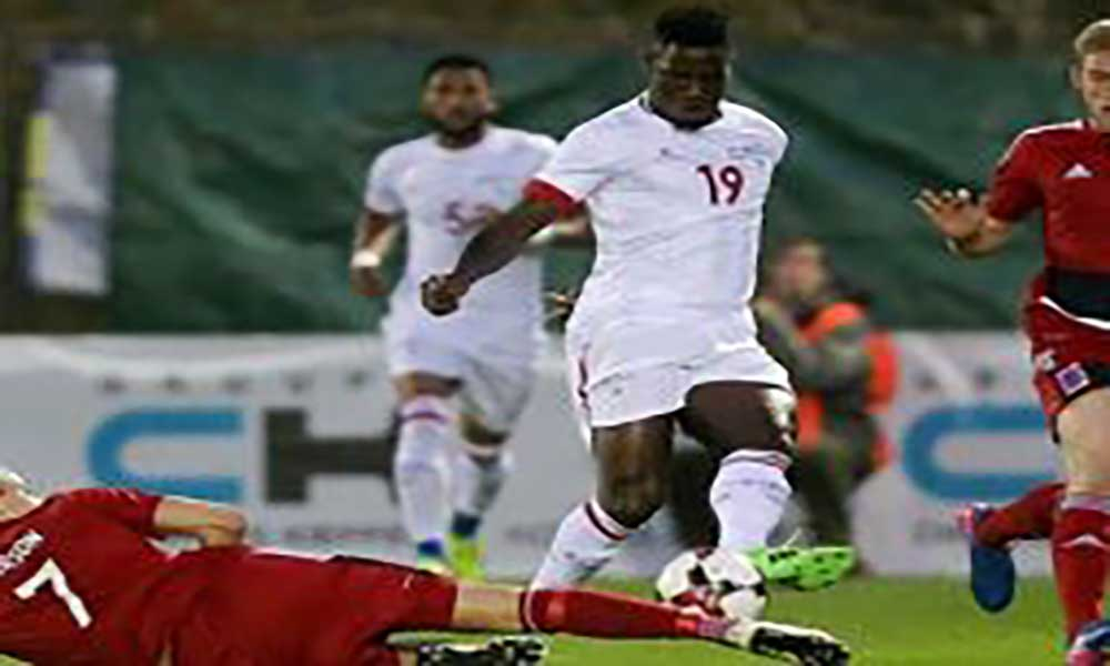 Futebol: Cabo Verde bate Luxemburgo por dois a zero