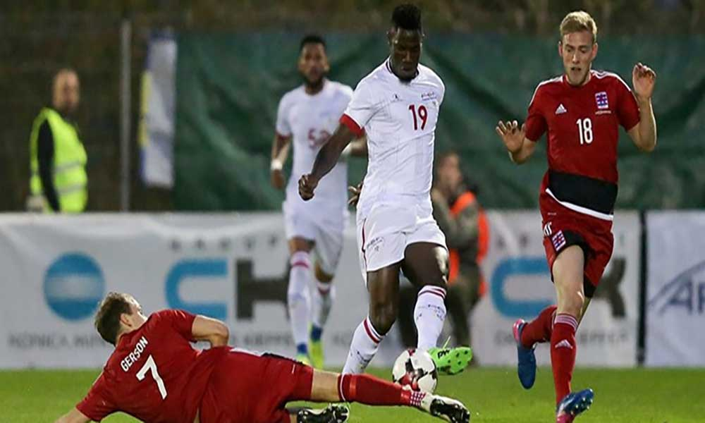 Ranking FIFA: Cabo Verde perde cinco posições