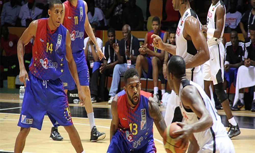 Cabo Verde soma duas derrotas na fase de qualificação para o Afrobasket 2017