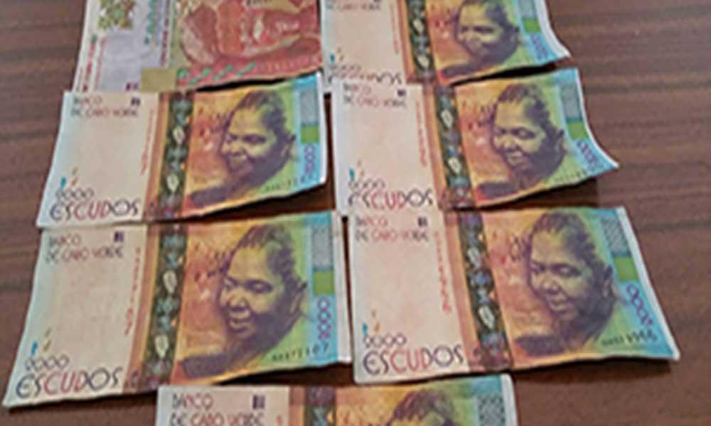 Fogo: Prisão preventiva para falsificador de notas