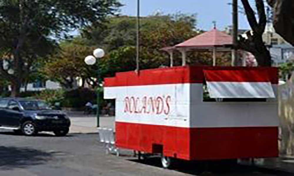 São Vicente: Roulottes removidas por estarem estáticas e abandonadas