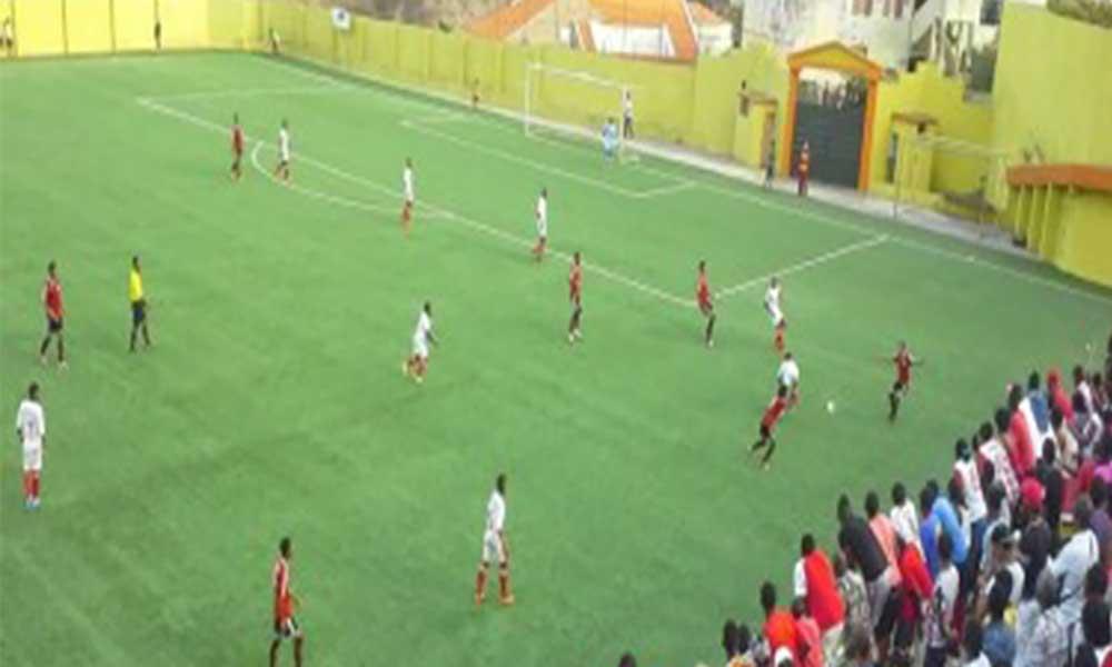 Futebol em São Nicolau: Últimos classificados do campeonato encontram-se neste fim de semana
