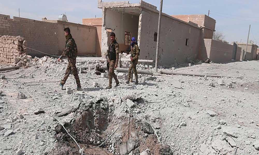 Síria: Daesh usa civis como escudos