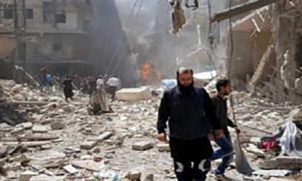 Síria: Combates em Damasco a horas de conversações de paz