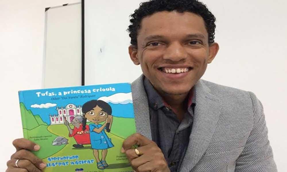 """Odair Varela lança """"Tufas, a Princesa Crioula"""", em Portugal"""