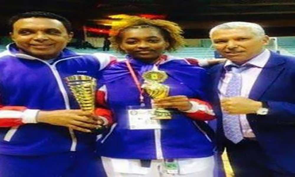 Taekwondo da Praia traz ouro de Senegal