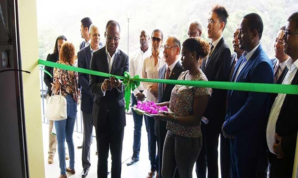 Ulisses Correia e Silva inaugura primeiro Centro de Pós-Colheita de Santiago