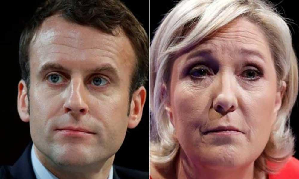 França: Macron e Le Pen disputam segunda volta