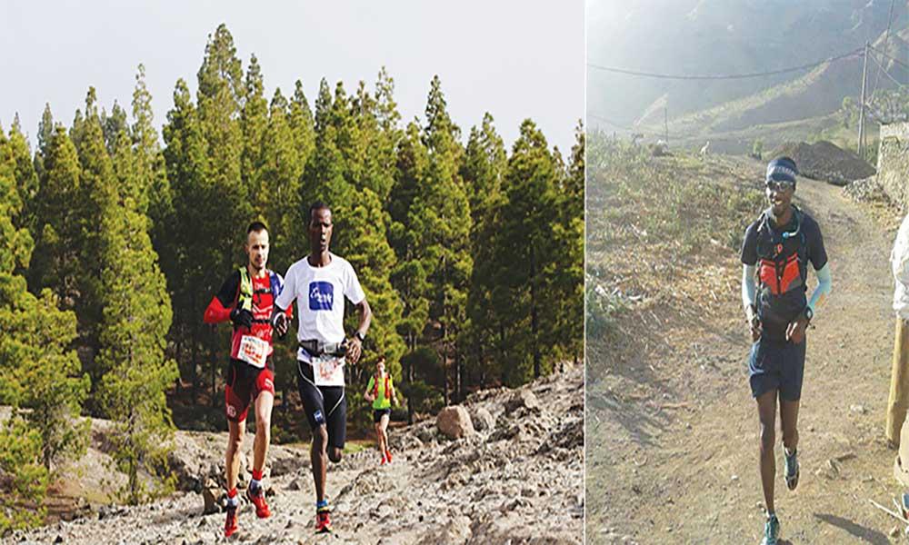 Atletismo: Danilson Pereira e José Lino representam Cabo Verde no Entre Cortijos