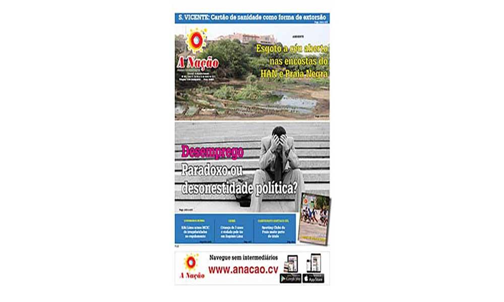 Destaques da edição 501 do Jornal A NAÇÃO
