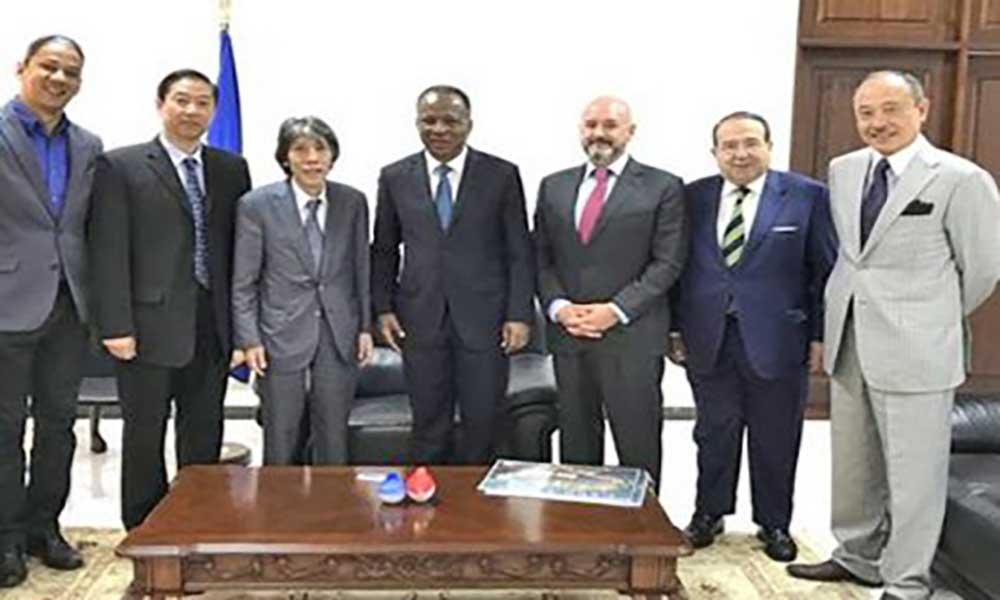 David Chow quer criar um banco e uma companhia de aviação em Cabo Verde