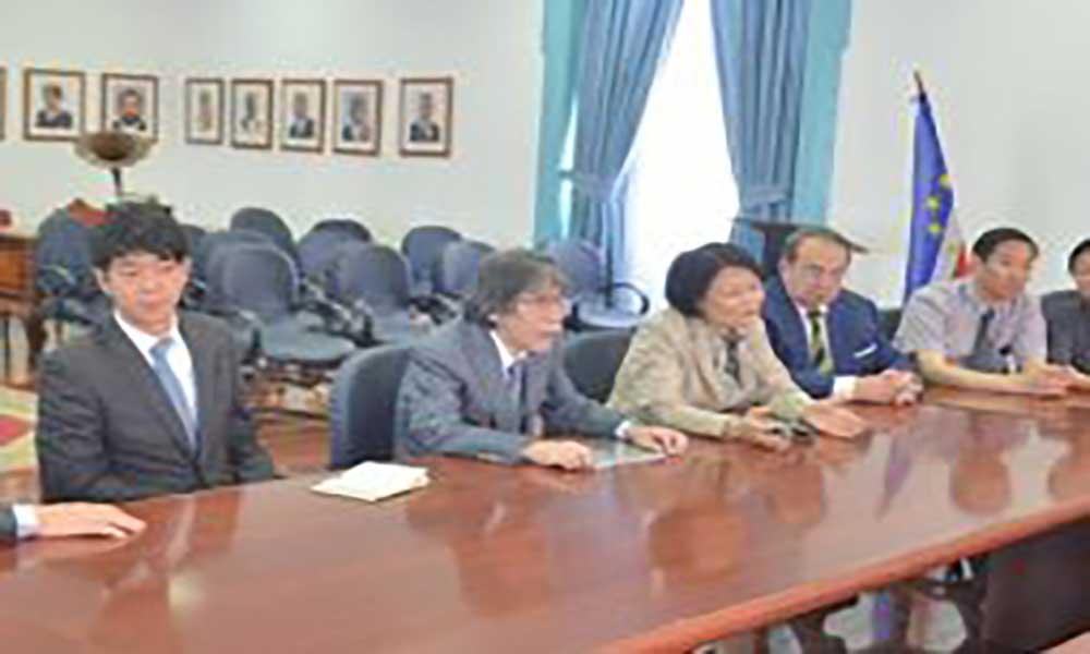 David Chow solicita alteração ao projecto do complexo turístico do