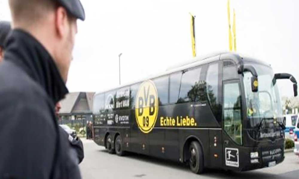 Ataque em Dortmund: Suspeito de envolvimento foi detido