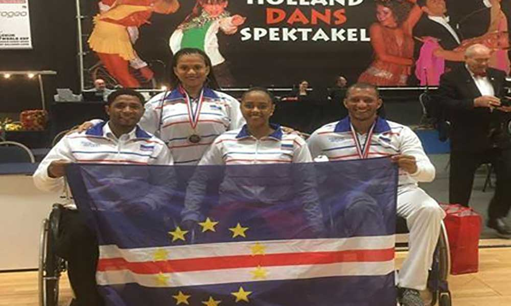 Cabo Verde conquista cinco medalhas no Campeonato Internacional de Dança