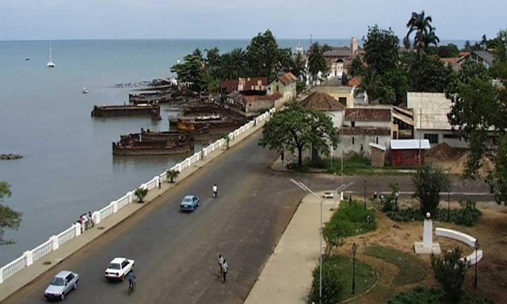 São Tomé e Príncipe: Governo apresenta obras de ampliação do porto da capital