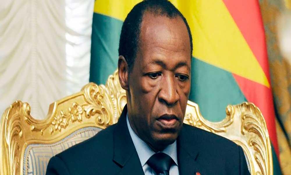 Burkina Faso: Julgamento de ex-PR marcado para 27 de Abril