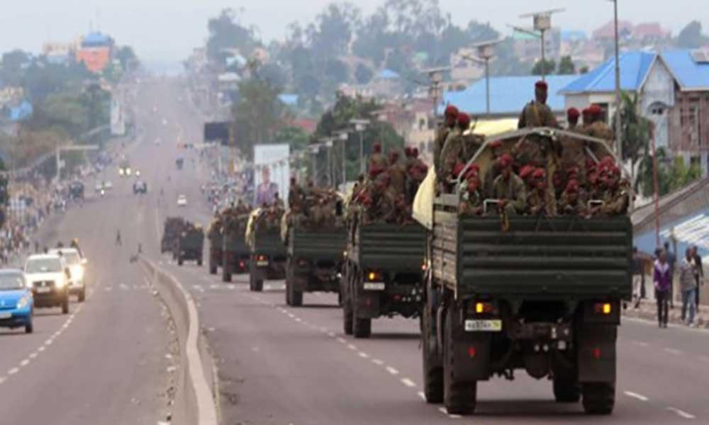 RDCongo: Greve geral a partir de 5 de Abril