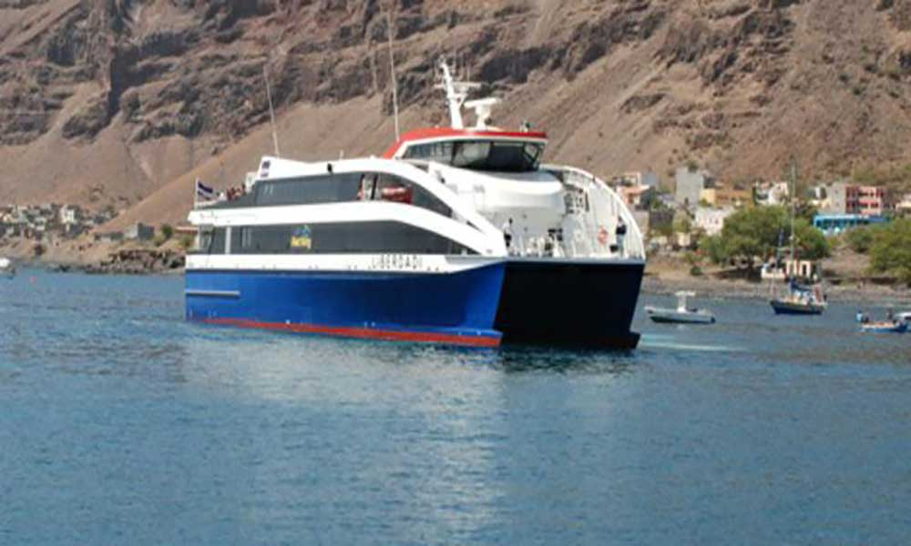Cabo Verde Fast Ferry vai acabar