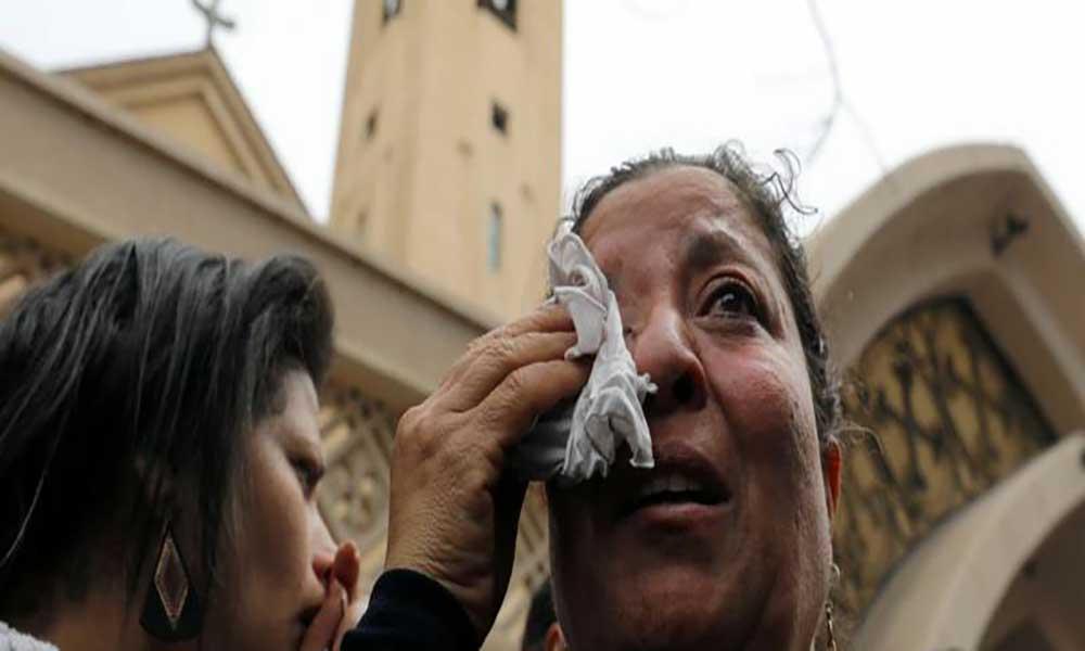 Egipto: PR anuncia estadode emergência