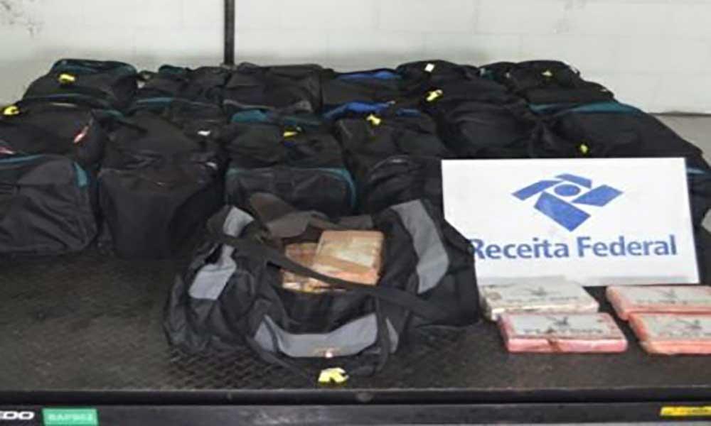 Brasil: Apreendidas 421 quilos de cocaína em carga com destinoà Cabo Verde