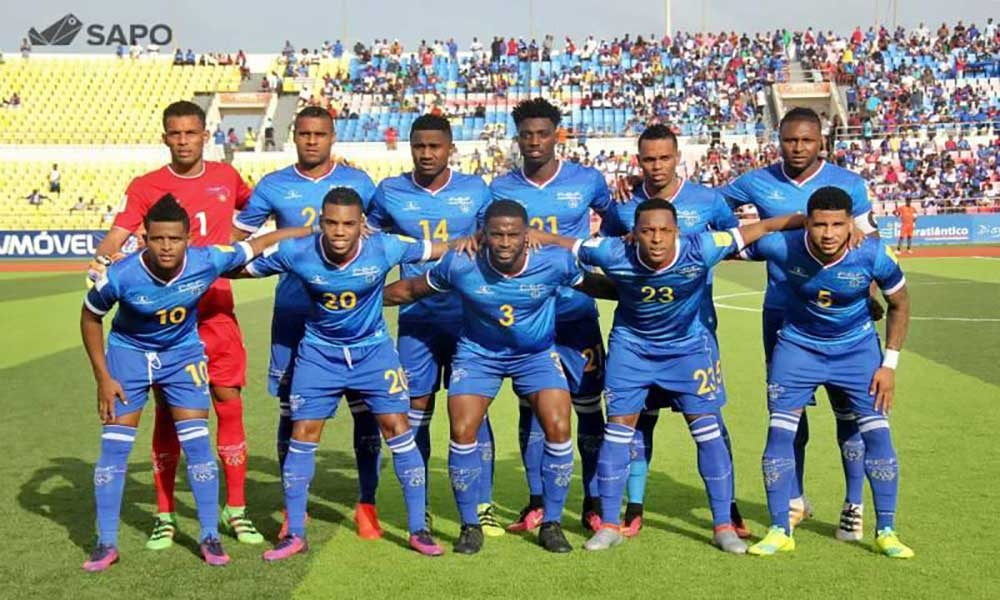 Qualificação CAN 2019: Cabo Verde começa estágio em Portugal