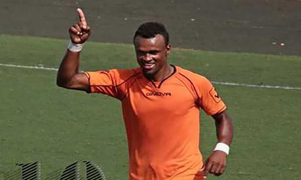 Futebol: Melhor marcador do Fogo ambiciona chegar ao Sporting da Praia
