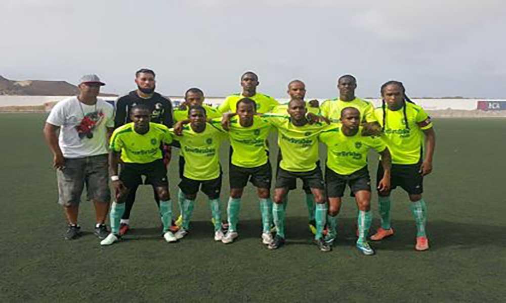 Nacional de futebol: Sporting da Brava derrota o Derby por 2-1