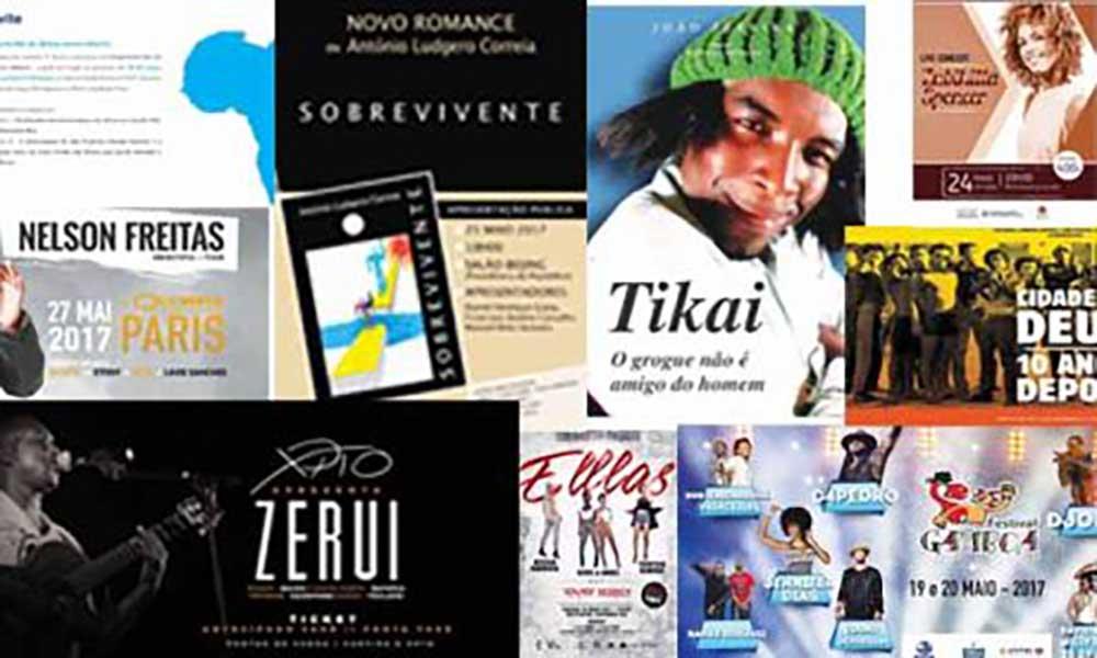 Agenda cultural de 18 a 24 de Maio