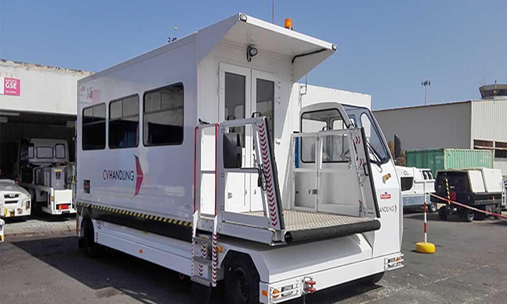 Mobilidade reduzida: CV Handling investe 40 mil contos na compra de dois Ambulift´s