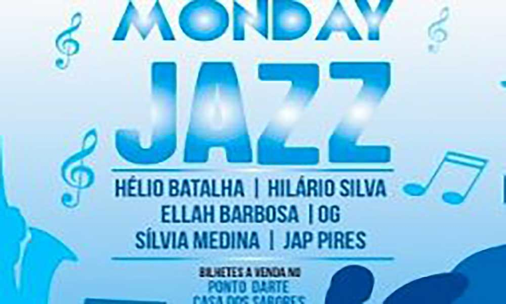 Palácio da Cultura Ildo Lobo recebe primeira edição do Monday Jazz