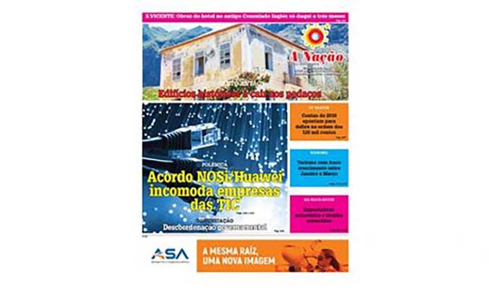 Destaques da edição 507 do Jornal A NAÇÃO
