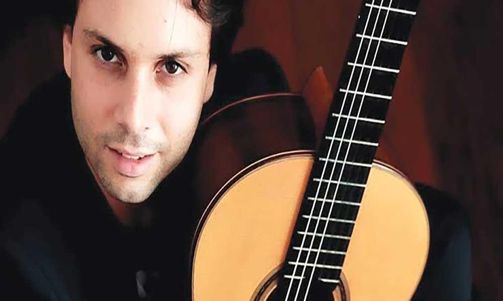 Instrumentista brasileiro grava composições de Vasco Martins