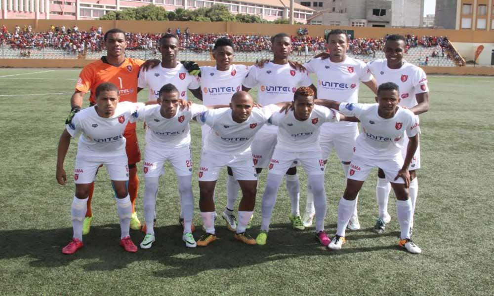 Nacional de futebol: Mindelense vence Académica do Porto Novo por 2-1