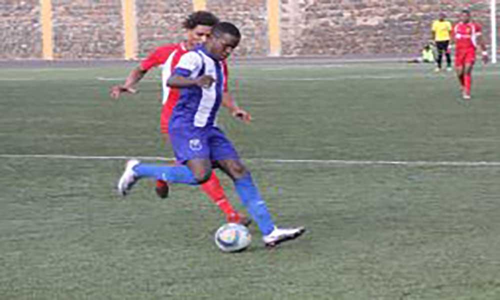 Nacional de futebol: Derby consegue primeira vitória