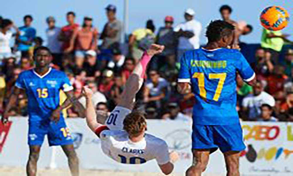 Primeiros Jogos Africanos de Praia orçados em 453 mil euros
