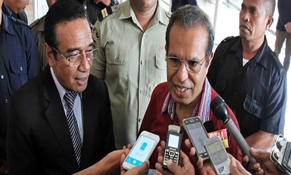 Timor-Leste: PR condecora postumamente membros do clero
